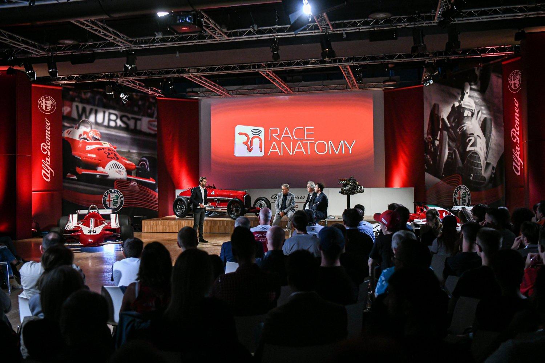 110 anni di Alfa Romeo, su Sky Sport F1 (e Uno) appuntamento con la Storia