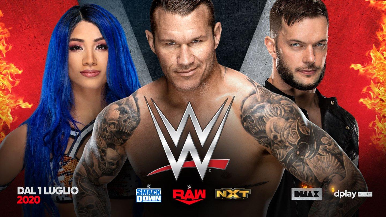 WWE e Discovery annunciano partnership in Italia