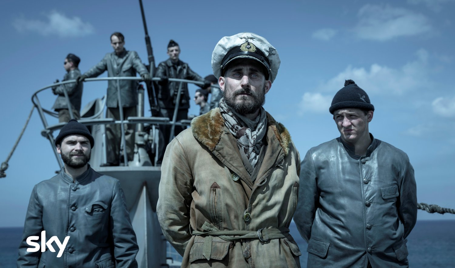 Das Boot, la seconda stagione da stasera su Sky Atlantic e NOW TV