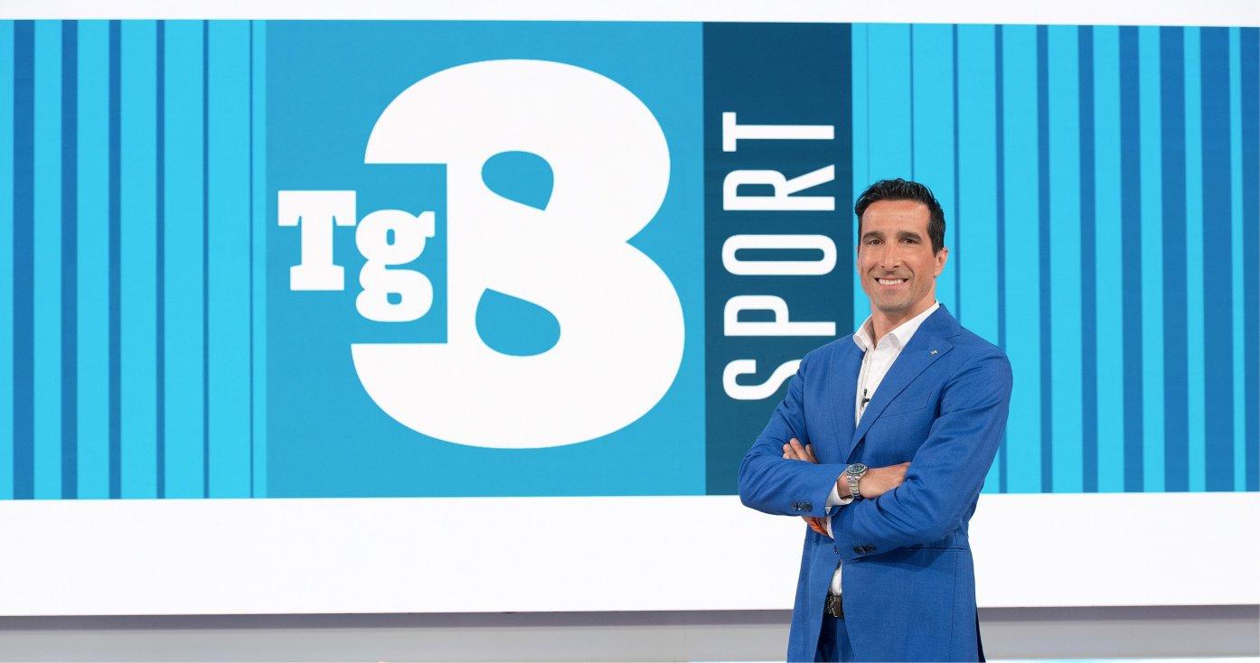 TG8 Sport, ogni weekend un nuovo spazio di informazione sportiva su TV8