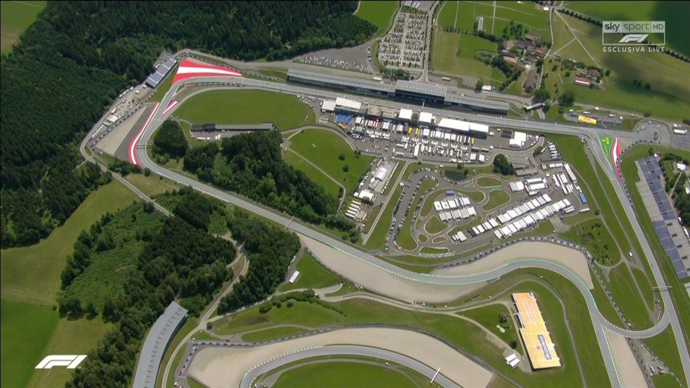 F1 Stiria 2020, Prove Libere - Diretta esclusiva Sky Sport