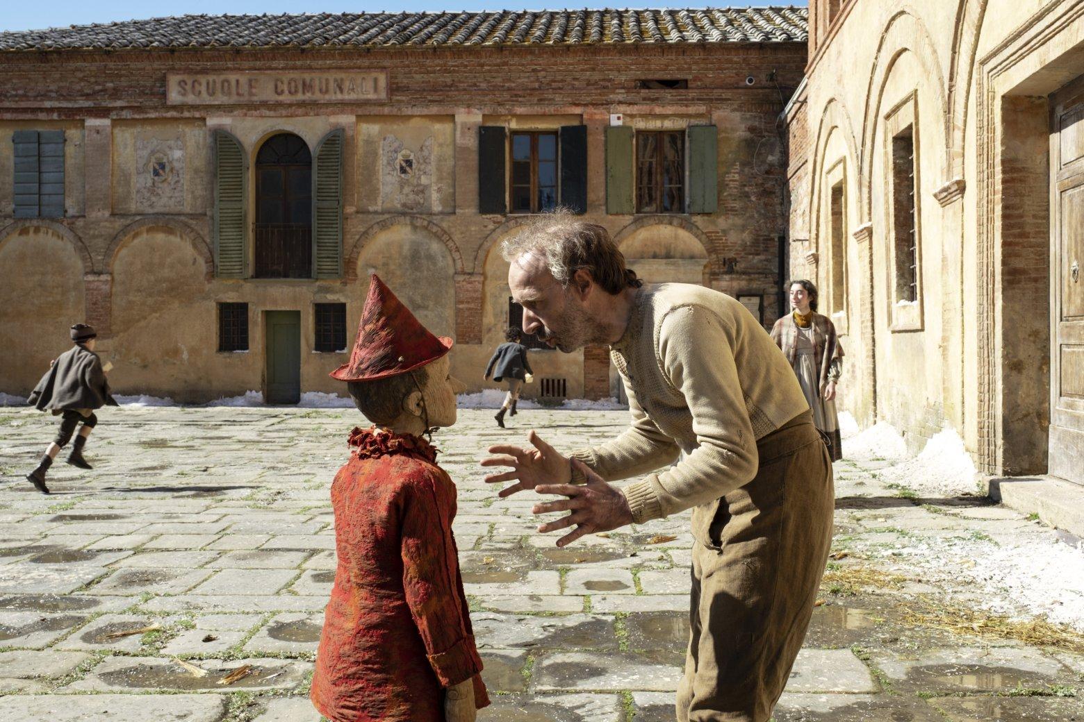 Pinocchio, su Sky Cinema viaggio nella favola diretta da Matteo Garrone