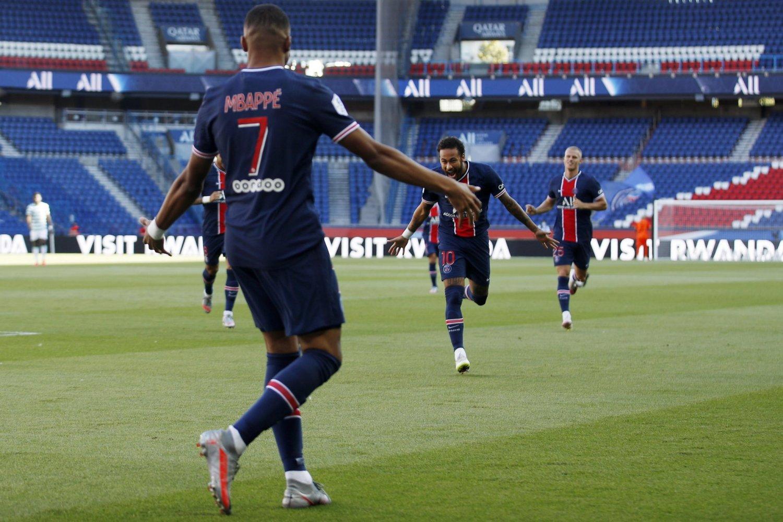 Finale Coppa di Francia, PSG vs Saint Etienne in diretta su Sportitalia