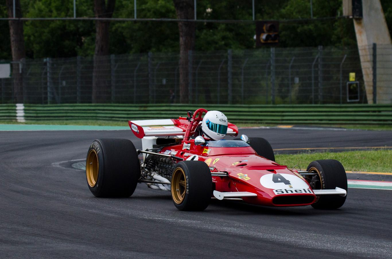 #SkyBuffaPresenta, Ferrari 312b su Sky Sport la rossa più iconica di sempre