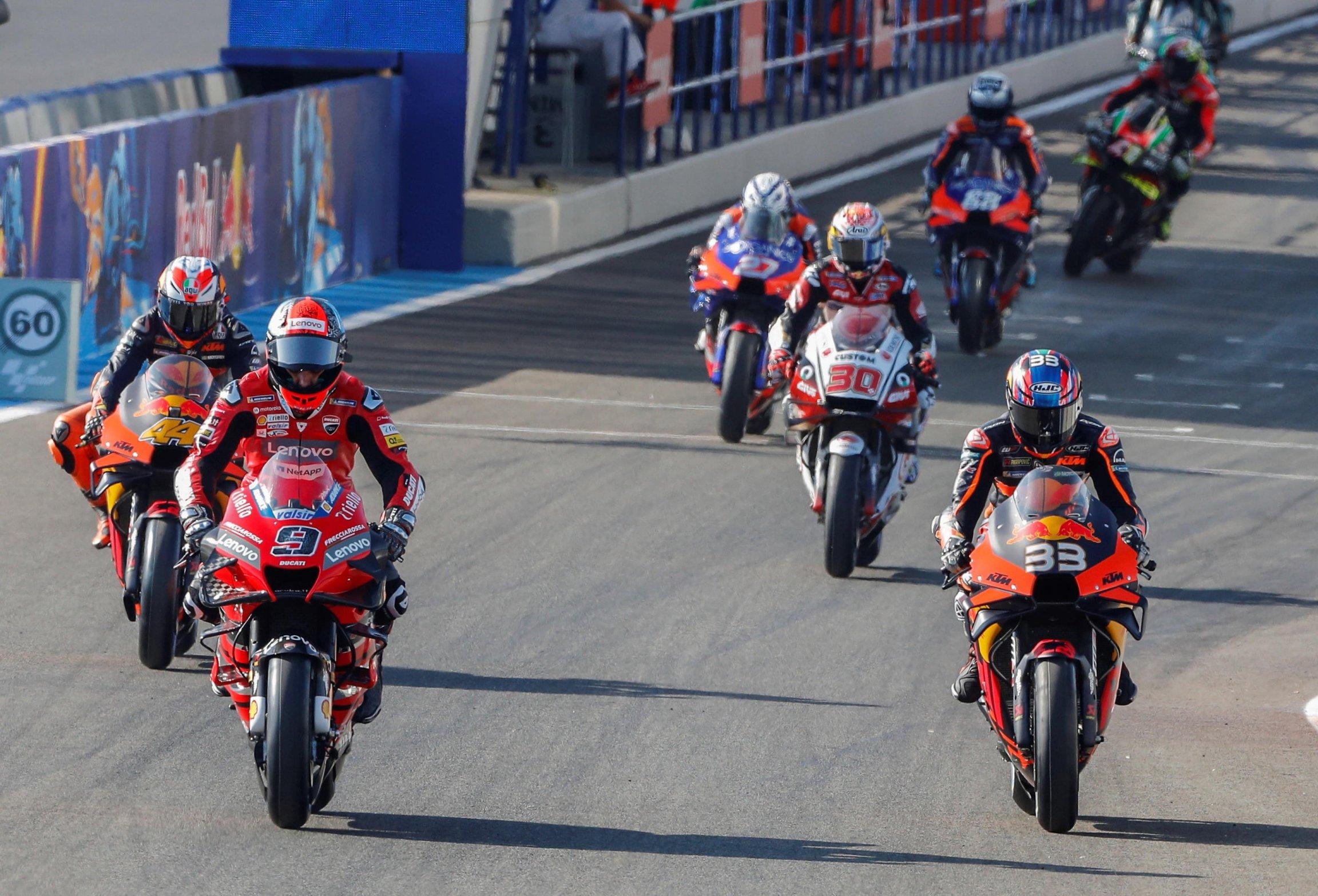 MotoGP Andalusia 2020, Qualifiche - Diretta Sky Sport e DAZN, differita TV8