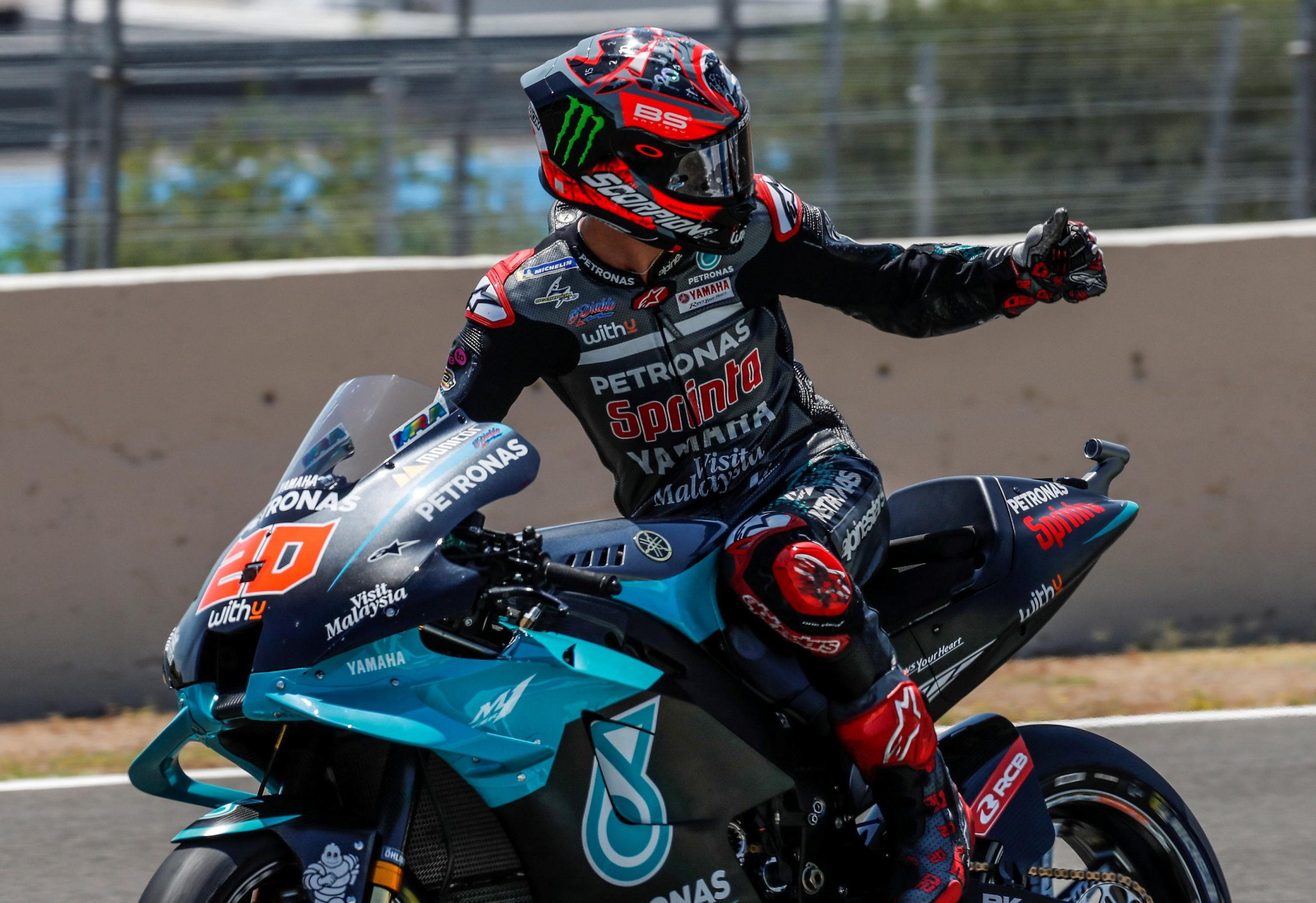 MotoGP Andalusia 2020, Gara - Diretta Sky Sport e DAZN, differita TV8