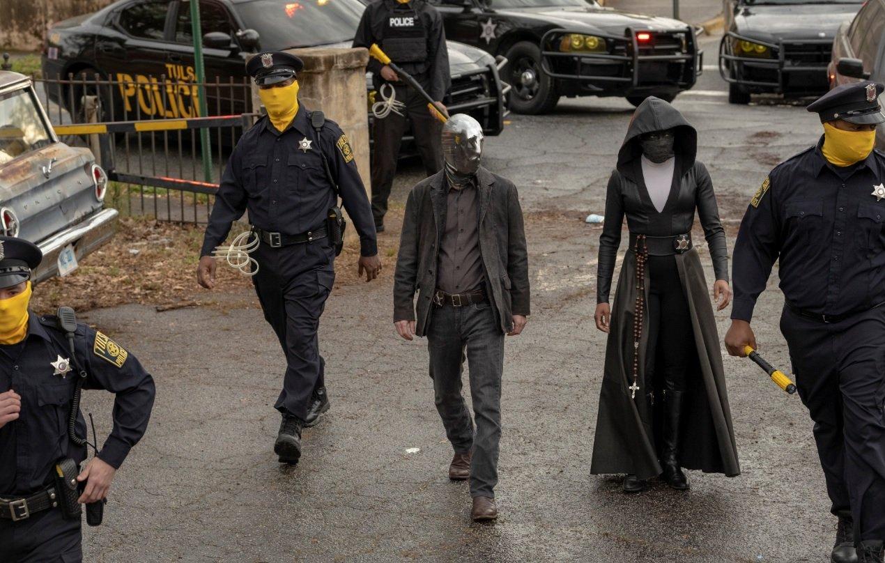 Watchmen, la serie più nominata ai 72 Primetime Emmy Awards 2020