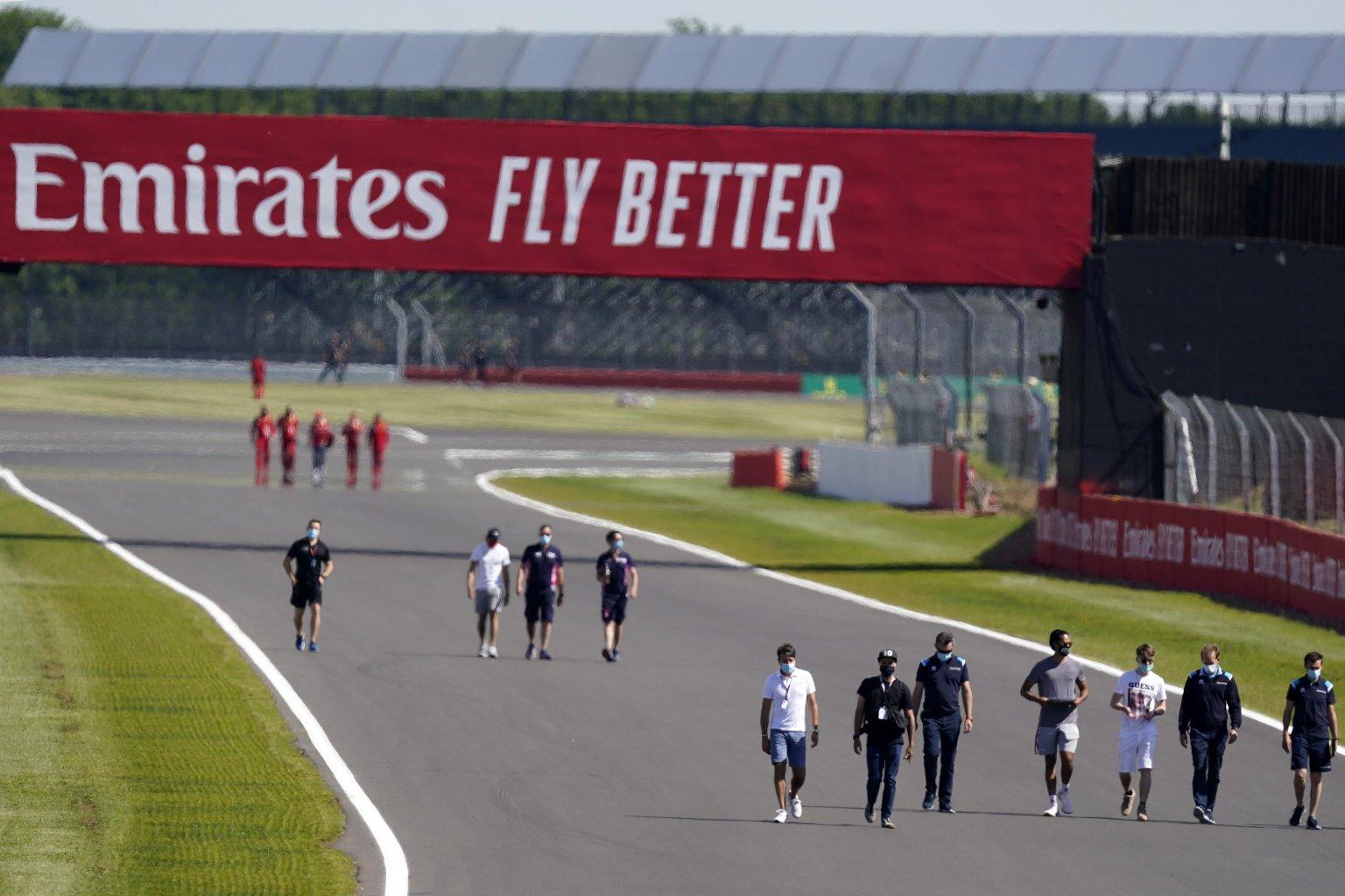 F1 Gran Bretagna 2020, Prove Libere - Diretta esclusiva Sky Sport