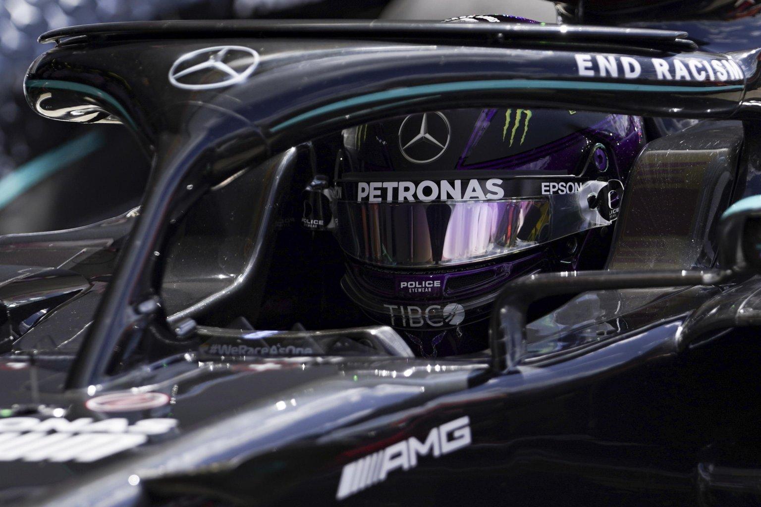 F1 Gran Bretagna 2020, Gara - Diretta esclusiva Sky Sport, differita TV8
