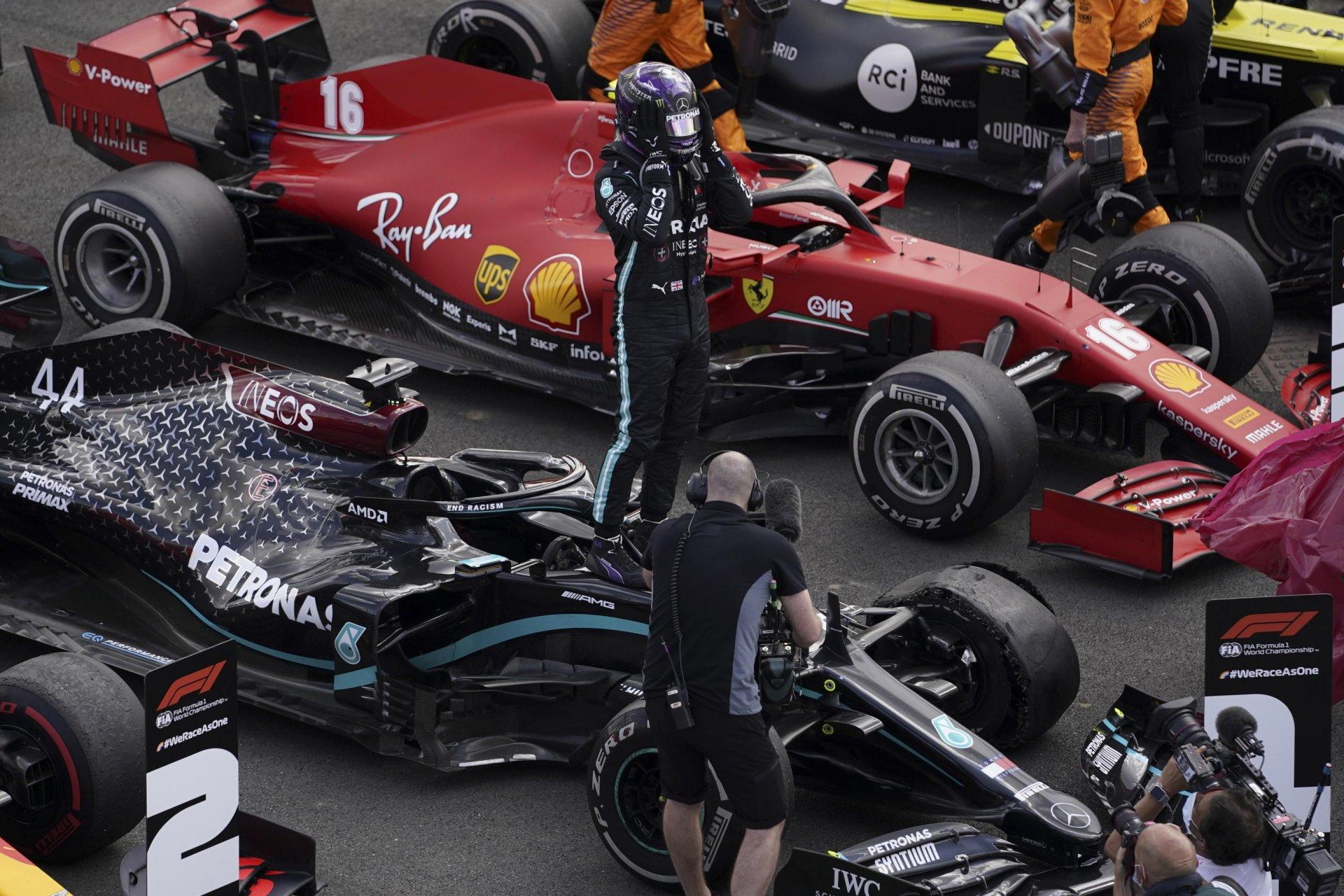 F1 70 Anniversario 2020, Prove Libere - Diretta esclusiva Sky Sport