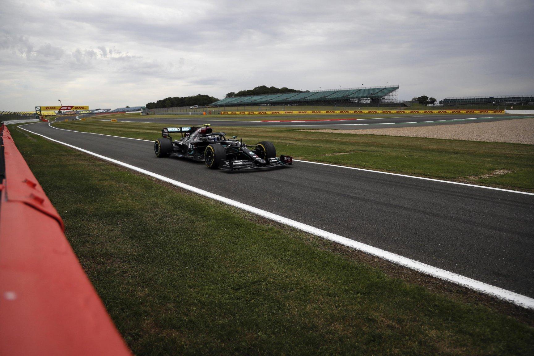 F1 70 Anniversario 2020, Qualifiche - Diretta esclusiva Sky Sport. Differita TV8