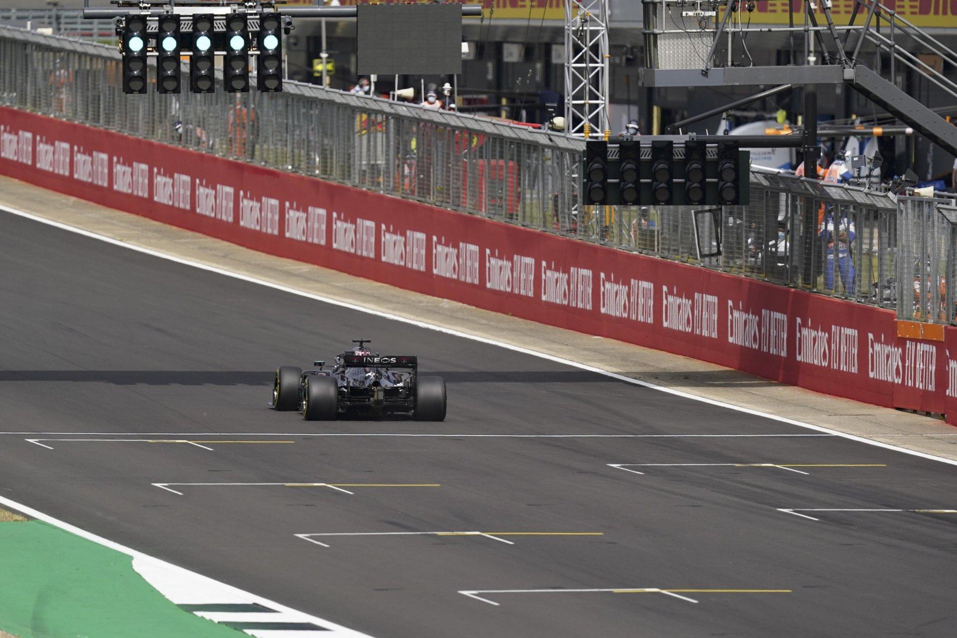 F1 70 Anniversario 2020, Gara - Diretta esclusiva Sky Sport, Differita TV8