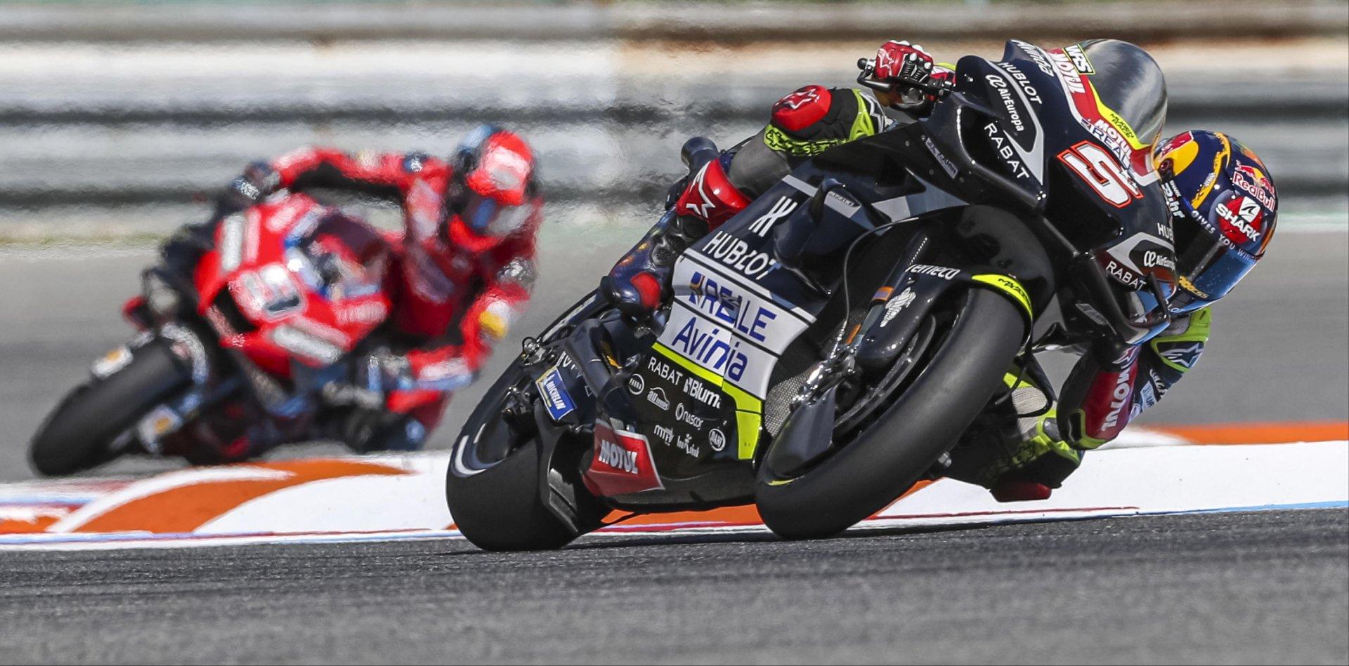 MotoGP Repubblica Ceca 2020, Gara - Diretta Sky Sport e DAZN, Differita TV8