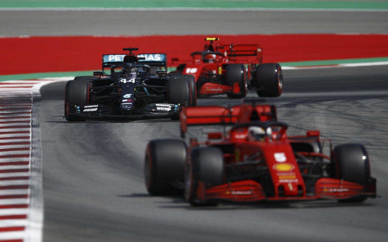 F1 Spagna 2020, Gara - Diretta esclusiva Sky Sport, Differita TV8