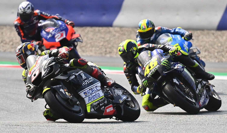 MotoGP Austria 2020, Gara - Diretta Sky Sport e DAZN, differita TV8