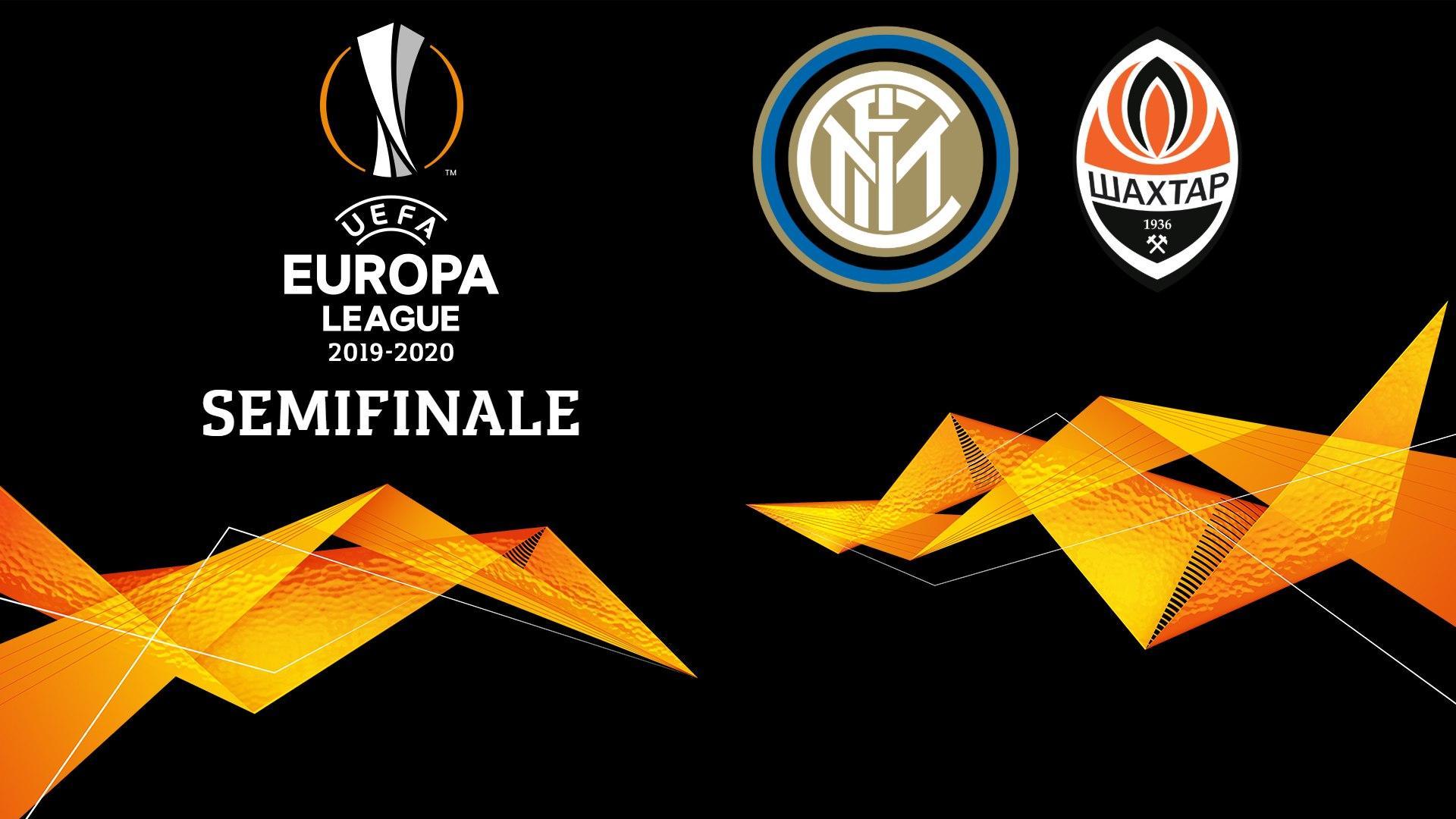 Europa League Semifinale, Inter - Shakhtar Donetsk, Diretta Sky Sport e TV8