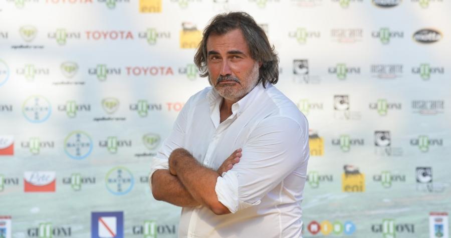 Pierluigi Pardo a Giffoni: «La telecronaca di una partita è emozione».
