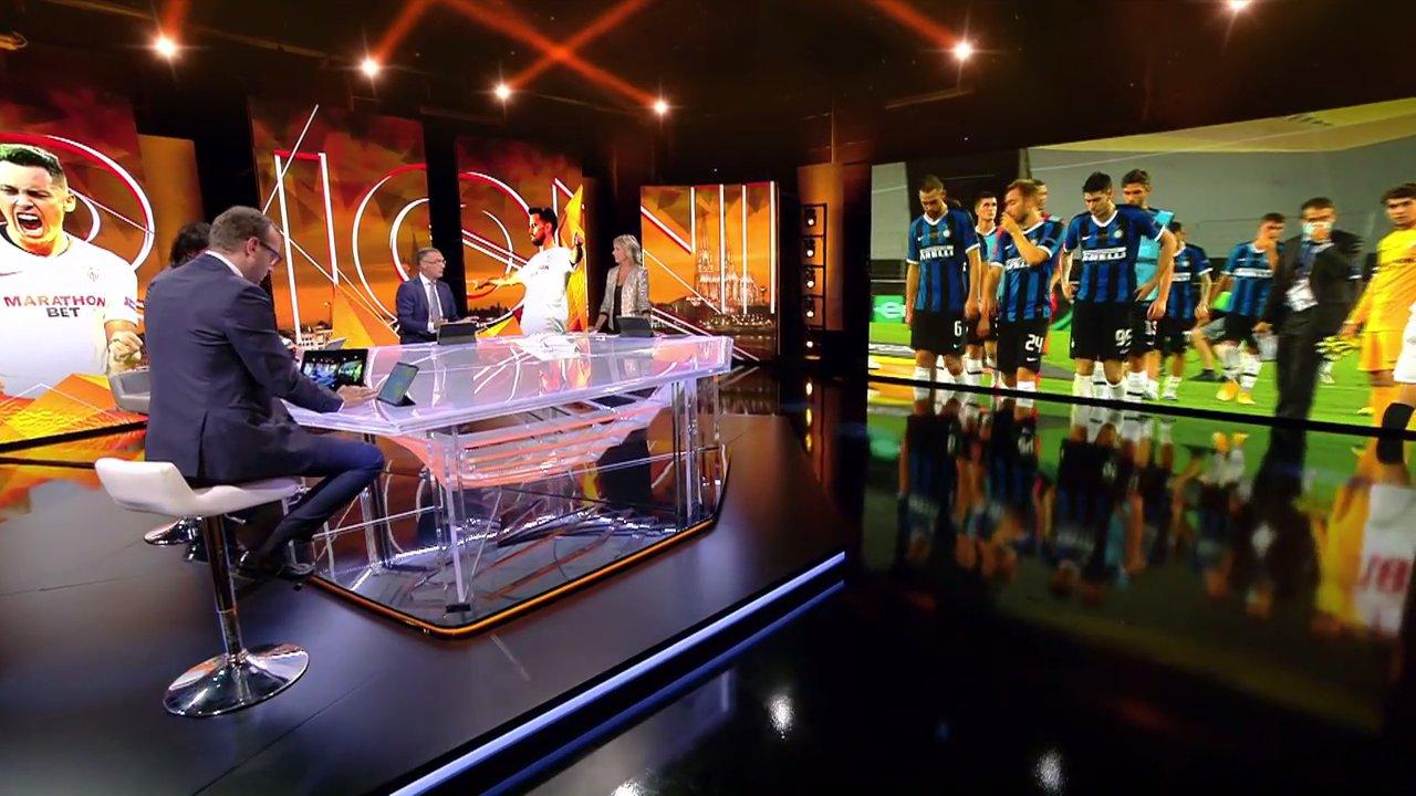 Siviglia-Inter ascolti record, è la partita Sky Sport + TV8 più vista di sempre