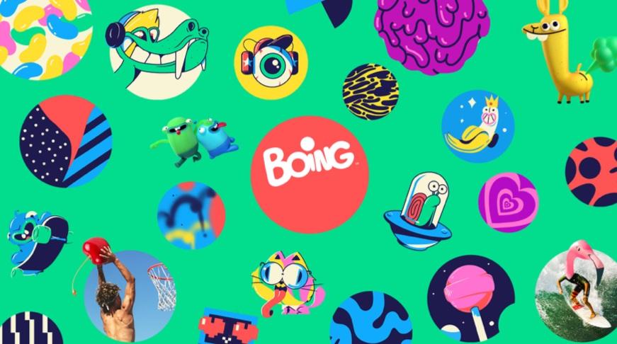 Boing, via al rebrand del canale con un nuovo look & feel