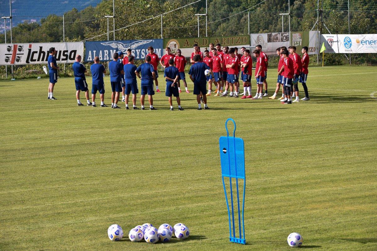 Oggi su Sky Sport: Cagliari-Olbia e Napoli-Teramo (solo PPV). Domani Roma-Samb