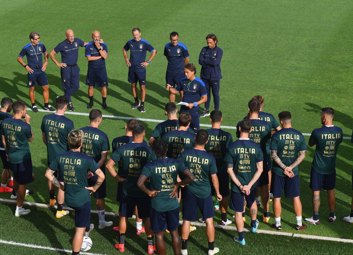 Nations League 2020/21 1a Giornata, Italia - Bosnia (diretta Rai 1)