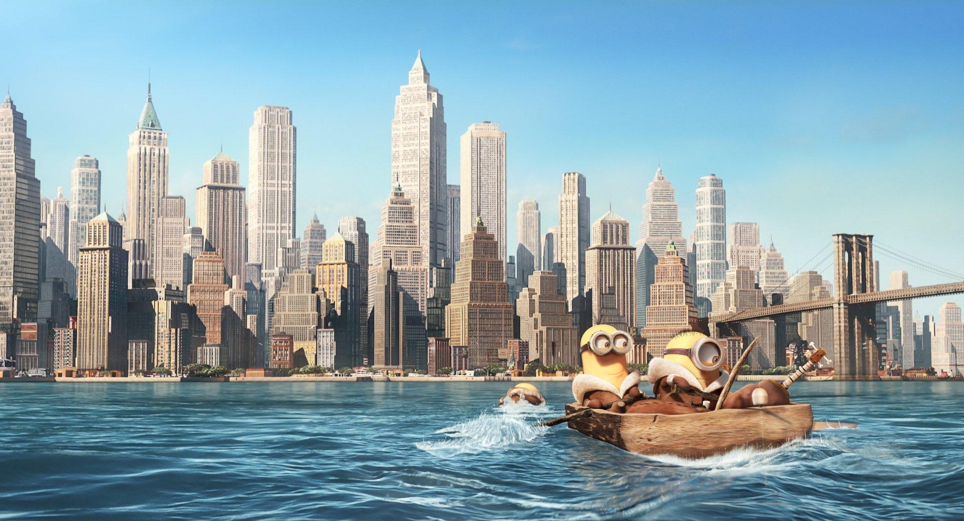 Sky Cinema, arriva la trilogia di Cattivissimo Me e il primo film dei Minions