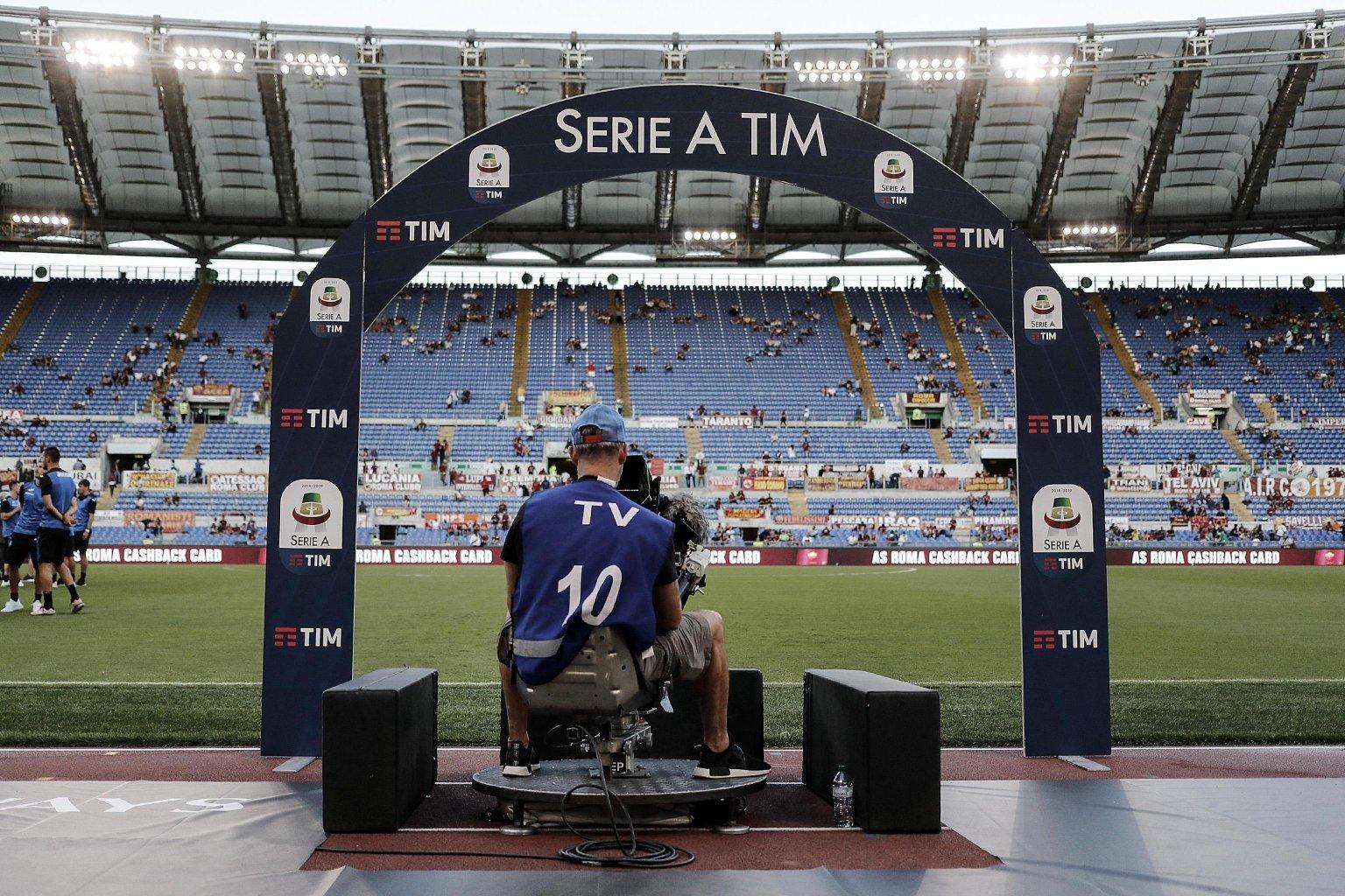Lega Serie A apre ai fondi, svolta sulla media company
