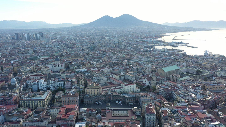 Sette Meraviglie su Sky Arte dedicata allo splendore e ai contrasti di Napoli