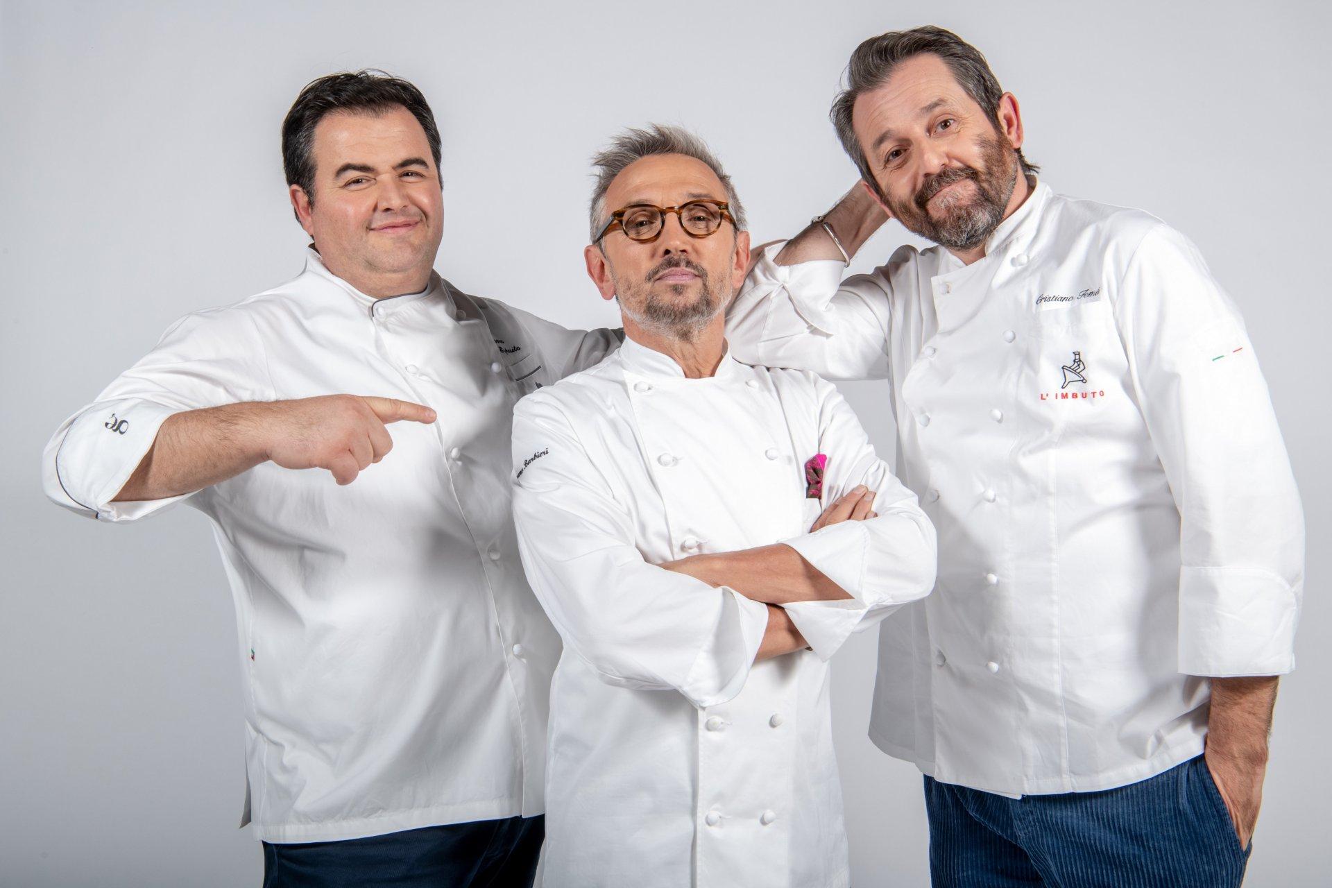 Cuochi d'Italia nella versione Il Campionato del mondo su TV8