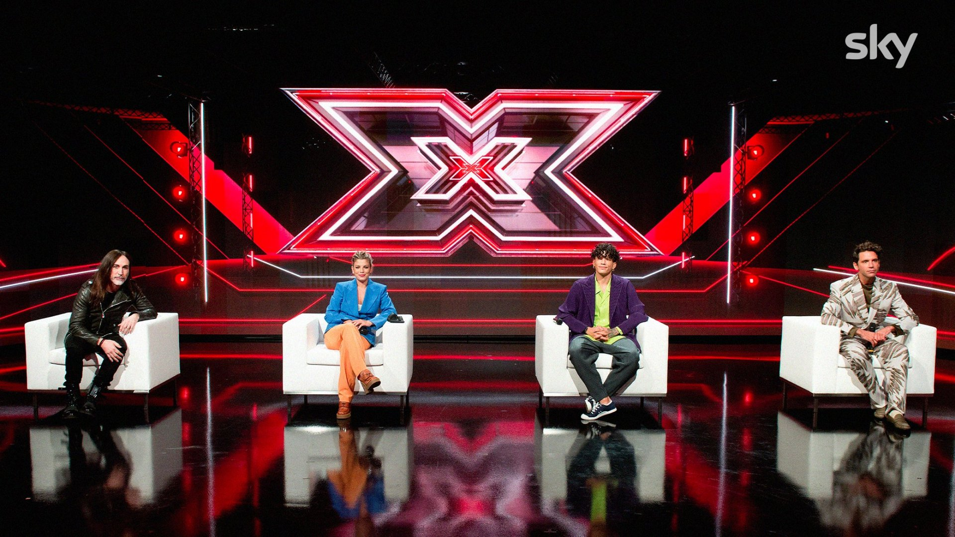 X Factor 2020 - Le Audition da stasera Sky Uno e NOW TV. Ogni venerdi TV8