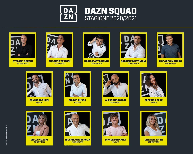 DAZN è pronta a scendere in campo, riparte il campionato e offerta multisport!