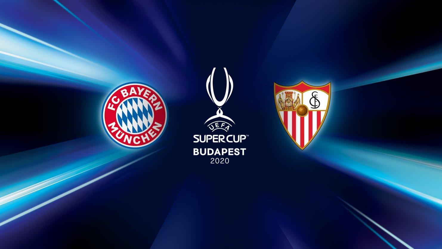 SuperCoppa Europea 2020, Bayern Monaco - Siviglia (diretta Canale 5 e Sky Sport)