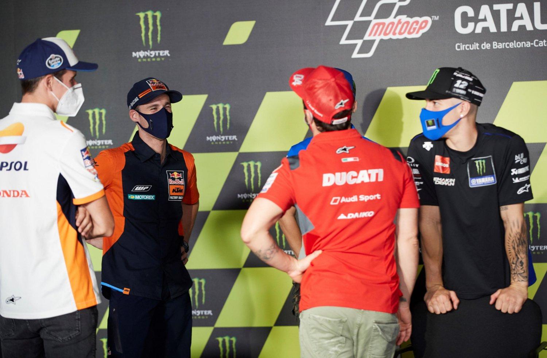 MotoGP Catalunya 2020, Prove Libere - Diretta Sky Sport e DAZN
