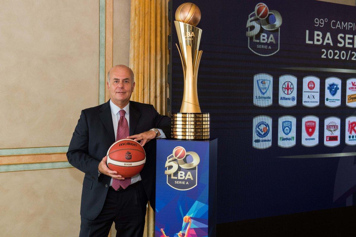 Eurosport, al via la nuova stagione del Basket Italiano Maschile Serie A