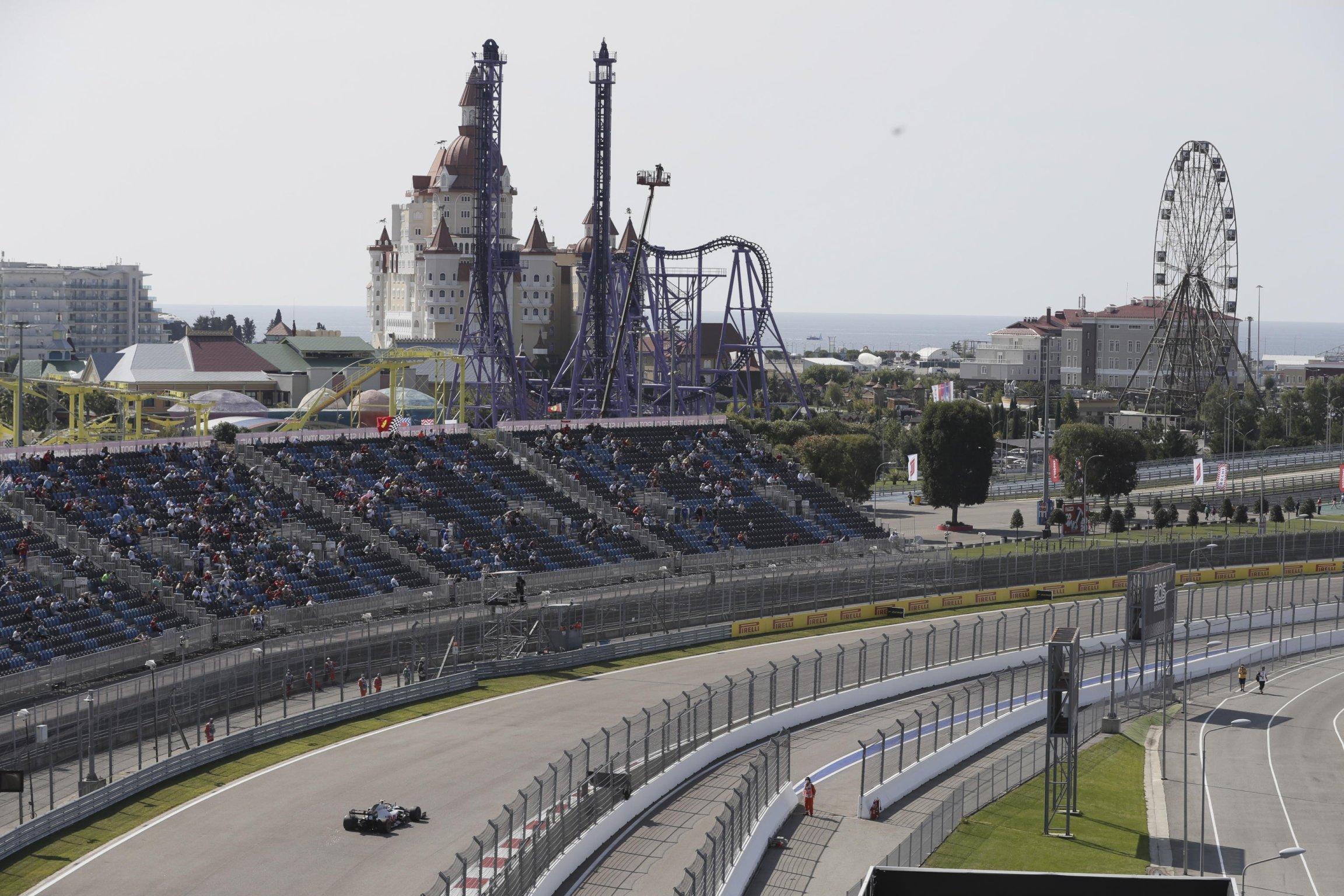 F1 Russia 2020, Gara - Diretta esclusiva Sky Sport, Differita TV8