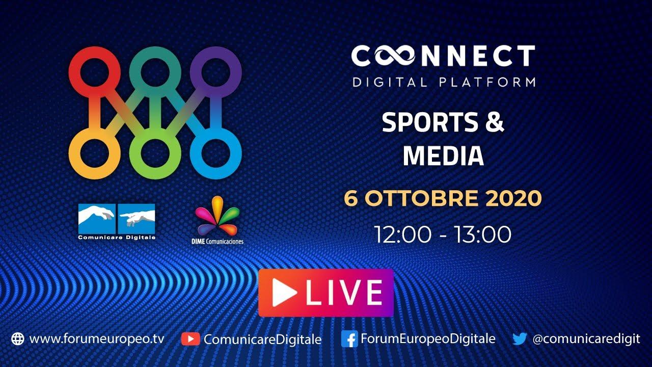 LIVE | Sports & Media Tech Talk. Diretta streaming Digital-News.it