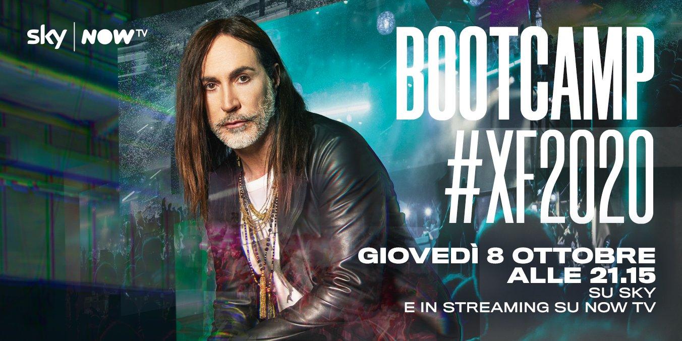 X Factor 2020 - Stasera Bootcamp #1 su Sky Uno e NOW TV (venerdì su TV8)