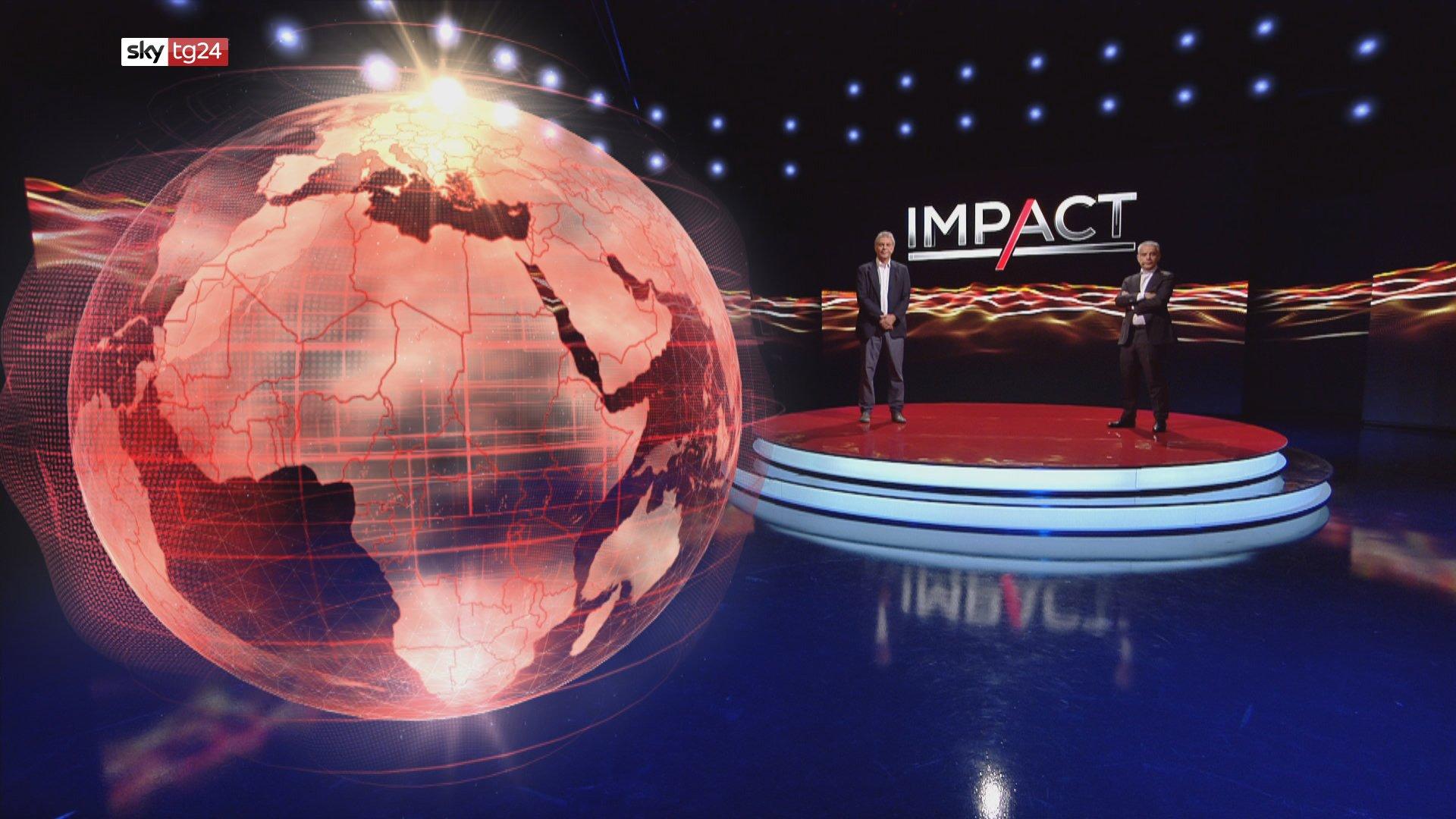 Sky TG24 racconta il Climate Change con approfondimento in quattro puntate