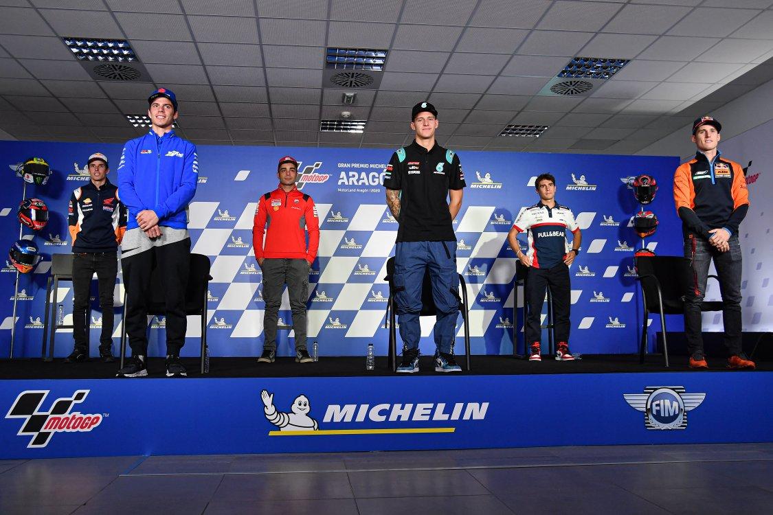 MotoGP Aragon 2020, Prove Libere - Diretta Sky Sport e DAZN