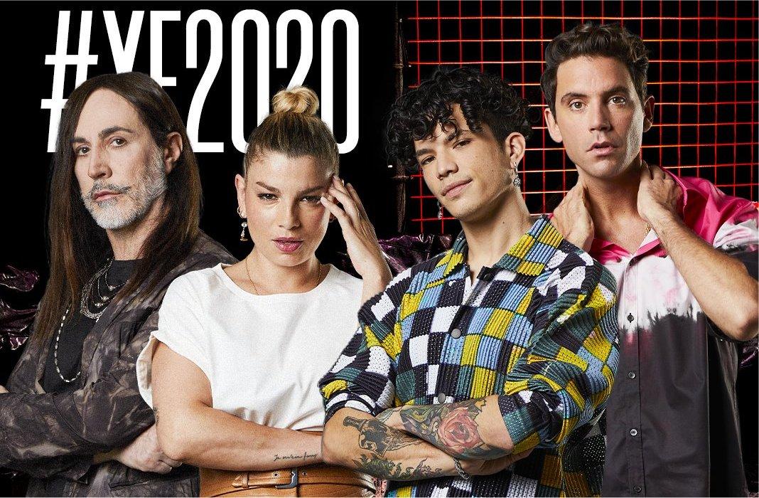 X Factor 2020 - Last Call su Sky Uno e NOW TV (venerdì su TV8)