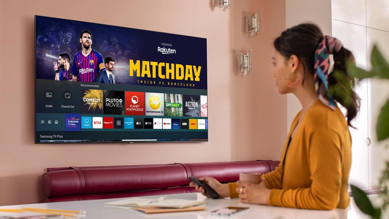 Samsung arricchisce visione con un nuovo aggiornamento di TV Plus
