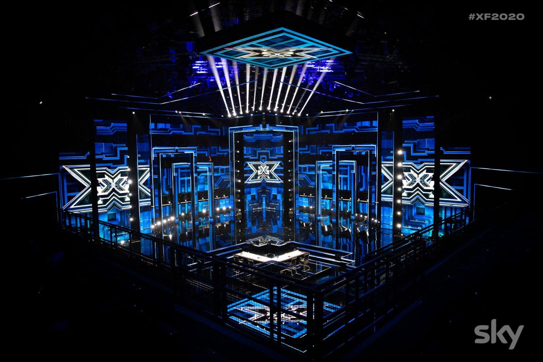 Iniziati su Sky e NOW TV Live di X Factor 2020 con 870mila spettatori medi