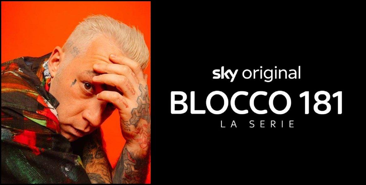 Blocco 181, i casting del progetto di Salmo in-house Sky Studios