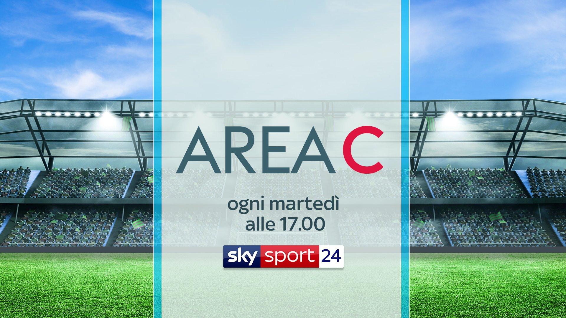 AreaC, ogni martedi su Sky Sport 24 approfondimento sulla Lega Pro
