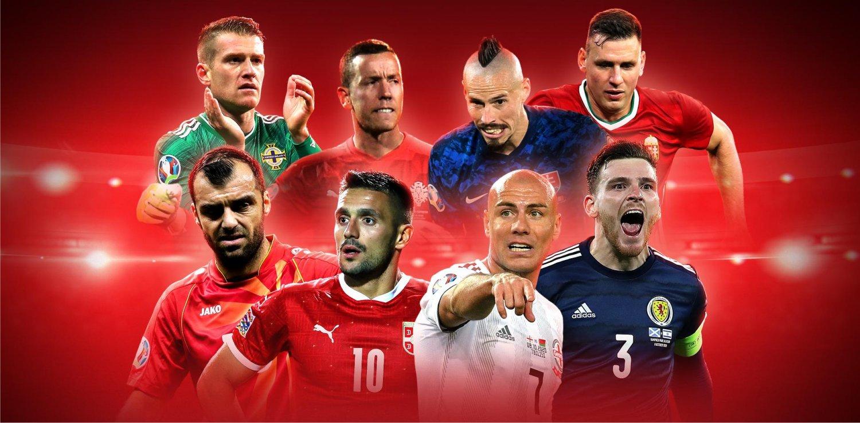 Finali Playoff Euro 2020 e Nations League, in diretta su Mediaset Canale 20