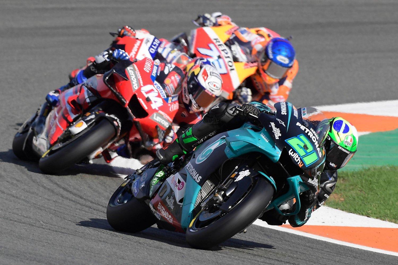MotoGP Comunità Valenciana 2020, Gara - Diretta Sky Sport e DAZN, differita TV8