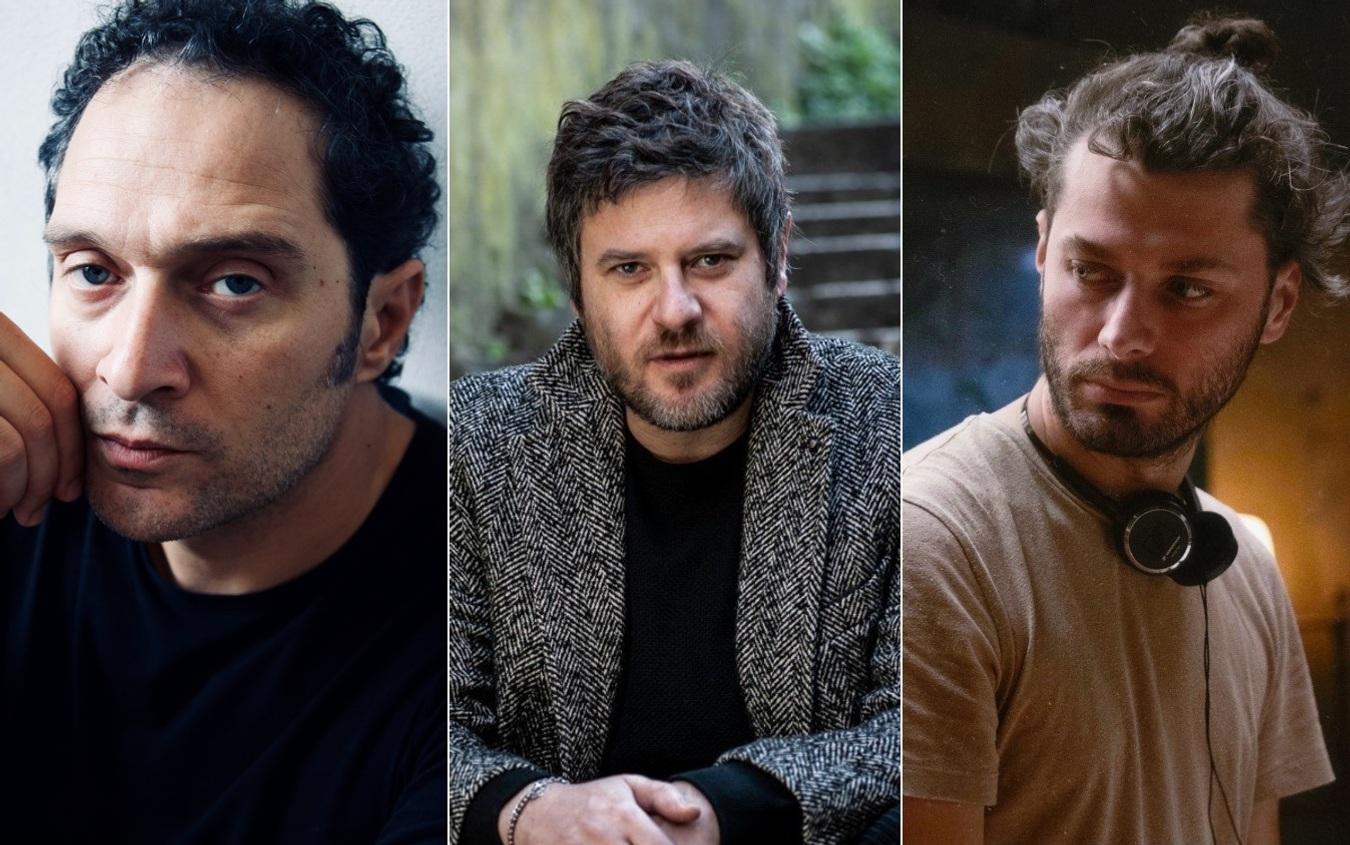 Christian, cast della serie tv Sky Original con Edoardo Pesce e Claudio Santamaria