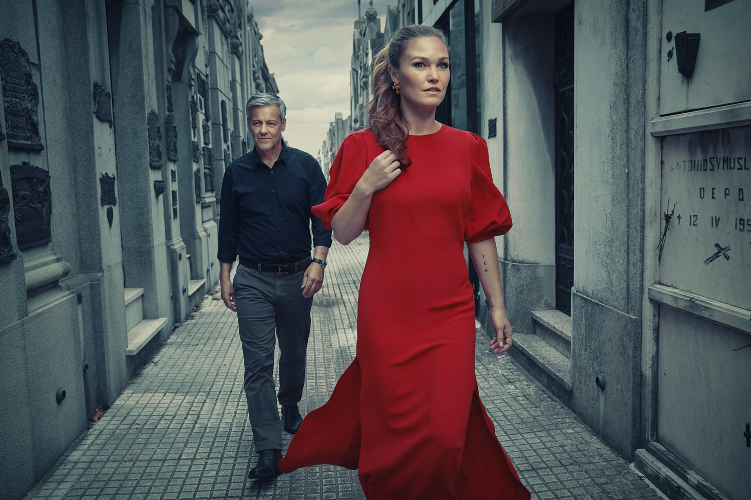 Riviera 3, su Sky Atlantic e NOW TV con Julia Stiles e Rupert Graves