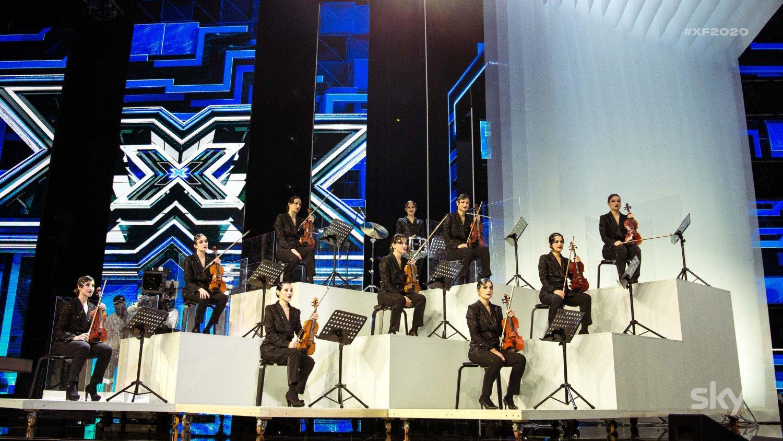 941mila spettatori medi ieri per X Factor 2020 su Sky e NOW TV