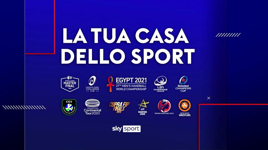 Sky Sport, in arrivo tante novità con oltre 300 ore LIVE di grandi eventi